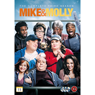 Mike & Molly - Sesong 3 (DVD)