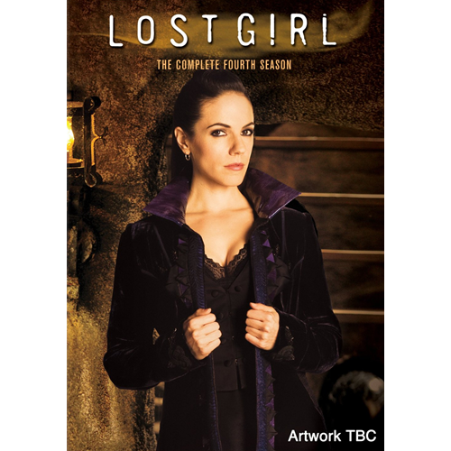 Lost Girl - Sesong 4 (UK-import) (DVD)
