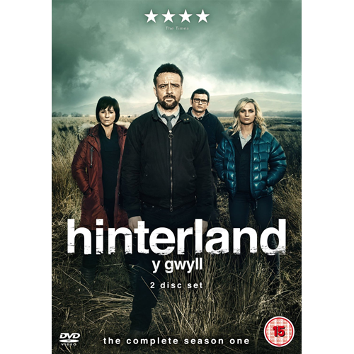 Hinterland - Sesong 1 (UK-import) (DVD)