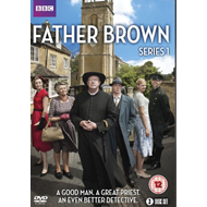 Father Brown - Sesong 1 (UK-import) (DVD)