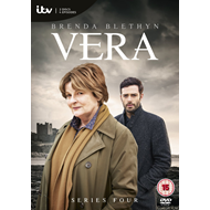 Produktbilde for Vera - Sesong 4 (UK-import) (DVD)