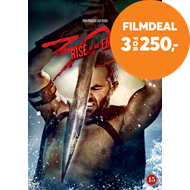 Produktbilde for 300 - Rise Of An Empire (DVD)