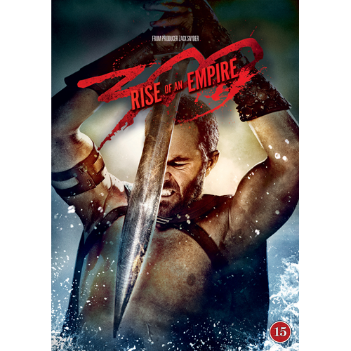 300 - Rise Of An Empire (DVD)
