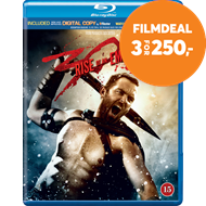Produktbilde for 300 - Rise Of An Empire (Blu-ray 3D + Blu-ray)