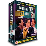 Would I Lie To You - Sesong 5 (UK-import) (DVD)