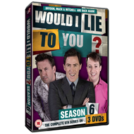 Would I Lie To You - Sesong 6 (UK-import) (DVD)