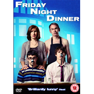 Produktbilde for Friday Night Dinner - Sesong 1 (UK-import) (DVD)