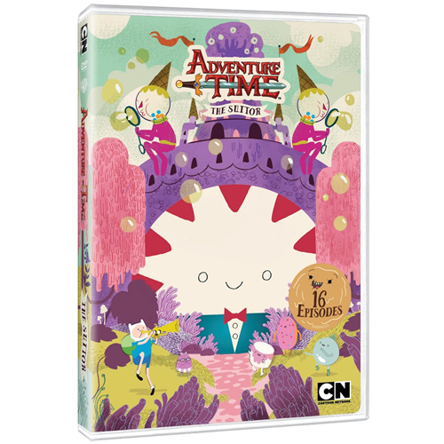 Adventure Time - The Suitor (DVD - SONE 1)