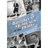 British Musicals Of The 1930s - Volum 2 (UK-import) (DVD)