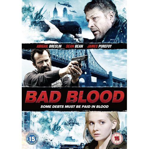 Bad Blood (UK-import) (DVD)