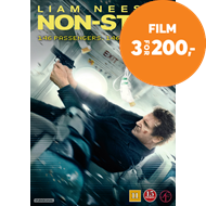 Produktbilde for Non-Stop (DVD)