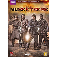 The Musketeers (DVD)