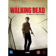 The Walking Dead - Sesong 4 (DVD)