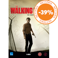 Produktbilde for The Walking Dead - Sesong 4 (DVD)