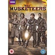 The Musketeers (UK-import) (DVD)