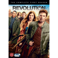 Produktbilde for Revolution - Sesong 1 (DVD)