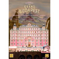 Produktbilde for The Grand Budapest Hotel (DVD)