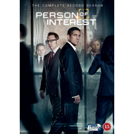 Person Of Interest - Sesong 2 (DVD)