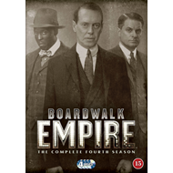 Boardwalk Empire - Sesong 4 (DVD)