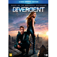 The Divergent Series: Divergent - Special Edition (DVD)