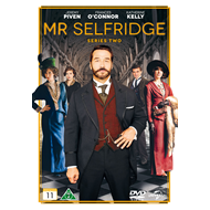 Mr. Selfridge - Sesong 2 (DVD)