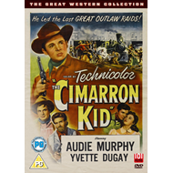 The Cimarron Kid (UK-import) (DVD)