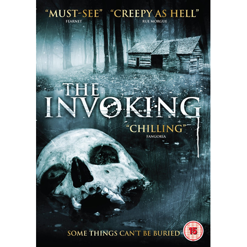 The Invoking (UK-import) (DVD)