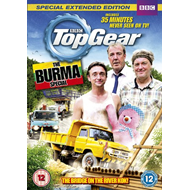 Top Gear - The Burma Special (UK-import) (DVD)