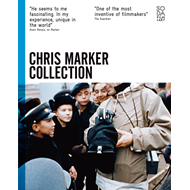 The Chris Marker Collection (UK-import) (Blu-ray + DVD)