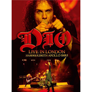 Dio - Live In London: Hammersmith Apollo 1993 (DVD)