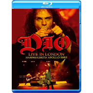Dio - Live In London: Hammersmith Apollo 1993 (UK-import) (SD Blu-ray)