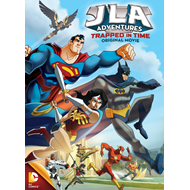 JLA Adventures - Trapped In Time (DVD - SONE 1)