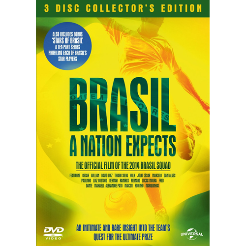 Brasil: A Nation Expects - Collector's Edition (UK-import) (DVD)