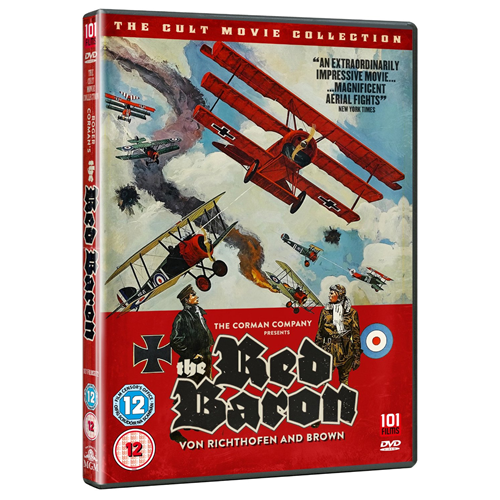The Red Baron (UK-import) (DVD)