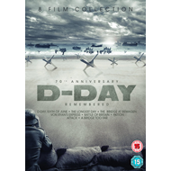 D-Day Remembered - 70th Anniversary (UK-import) (DVD)