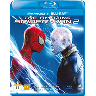 Produktbilde for The Amazing Spider-Man 2 (Blu-ray 3D + Blu-ray)