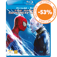 The Amazing Spider-Man 2 (Blu-ray 3D + Blu-ray)