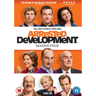 Arrested Development - Sesong 4 (UK-import) (DVD)