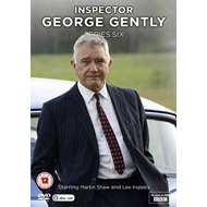 Inspector George Gently - Sesong 6 (UK-import) (DVD)