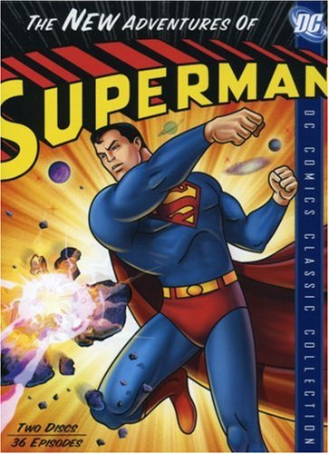 The New Adventures Of Superman (DVD - SONE 1)