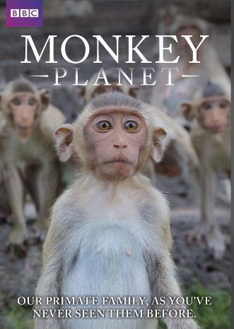 Monkey Planet (UK-import) (DVD)