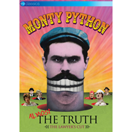 Monty Python - Almost The Truth - Theatrical Version (UK-import) (DVD)