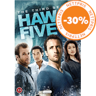 Produktbilde for Hawaii Five-O - Sesong 3 (DVD)