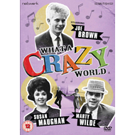 What A Crazy World (UK-import) (DVD)