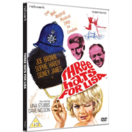 Three Hats For Lisa (UK-import) (DVD)