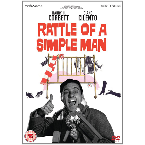 Rattle Of A Simple Man (UK-import) (DVD)