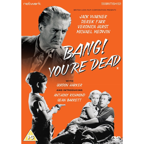 Bang, You're Dead (UK-import) (DVD)