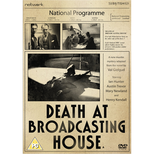 Death At Broadcasting House (UK-import) (DVD)