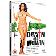 Death Is A Woman (UK-import) (DVD)