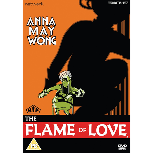 The Flame Of Love (UK-import) (DVD)